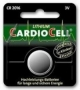 CardioCell CR2016 3V Lithium 75mAh in 1er-Blister