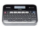 Brother P-touch D450VP desktop label maker with suitcase