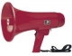 RCS Audio-Systems HM-012S Hand Megaphone, max. 10W with Siren