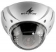 Monacor TVCCD-345VCOL IR dome color camera with professional Tag-/Nacht-Funktion