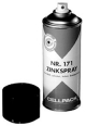 Cellpack 124030 Cell Pack Zinc spray No. 171, , 400 ml of zinc-gray color