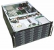GH Industrial GHI-581SX-SATA 5U CHASSIS for 12 x13 MB, 650mm T., HDD Backplane