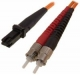 Tyco Electronics 0-1536509-1 AMP Fiber Optic Patch Cord LC-SC LEAD 1.8MZ, 0-6536509-1 Fiber Optic Patch Cable SCDX / LCDX 1m