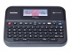 Brother P-touch D600VP desktop label maker with suitcase