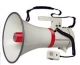 RCS Audio-Systems SM-040S Shoulder Megaphone, max. 40W with Siren