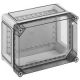 Spelsberg 01000101 Enclosures IP65 GTi 1-t, 320x220x179mm transparent cover