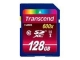 Transcend Ultimate 128 GB SDXC - Class 10/UHS-I - 1 Card - 600x Memory Speed
