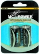Camelion 1311362 Baby McPower 1.5V alkaline battery, type C, 2-Blister