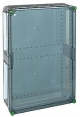 Spelsberg Enclosures IP65 GTI 5-t, 640x440x179mm transparent cover